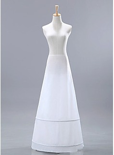 Splendida Nylon Medio Pienezza Pavimento antiscivolo Donna Lunghezza Wedding Petticoats (037024156)