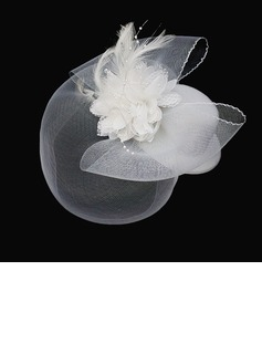 Beautiful Feather/Flannelette With Lace Women's Wedding Fascinators(More Colors) (042024905)