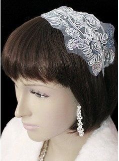 Beautiful Alloy/Cotton Women's Wedding Flowers  (042024907)