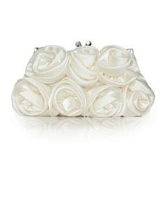 Gorgeous Silk Evening Handbags (012010423)