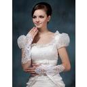 Elastisk Satin Elbow Längd Handskar Bridal (014020519)