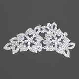 Lovely Clear Crystals Wedding Bridal Tiara (042004258)