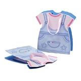 Kind Kleiderentwurf Geschenktaschen mit Bänder