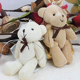 Cute Bear Favor Bag – Set of 6 Pairs (More Colors) (050024645)