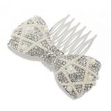 Elegant Legierung/Nachahmungen von Perlen Kämme und Haarspangen