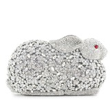 Lovely Rhinestone Clutches/Luxury Clutches