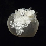 Elegant Net Yarn/Tulle Fascinators