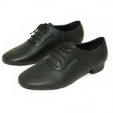 Real Leather Modern Ballroom Dance Shoes (053012994)