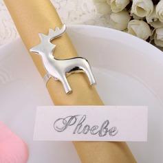 Lovly оленей кольца для салфеток