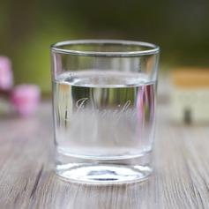 Personalizado Simple Vidrio Taza