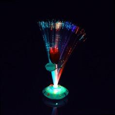 Multicolore Design de fleur Éclairage LED (lot de 4)