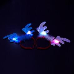 Cerfs bande de cheveux Éclairage LED (lot de 4)