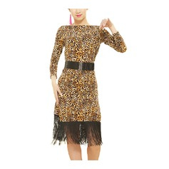 Donna Abbigliamento danza Dello spandex Ballo latino Body