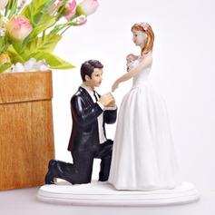 """Cenerentola Momento"" Resina Matrimonio Decorazioni per torte"