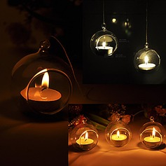 Hanging Round Candle Holder(096017638)