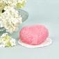 Rose Design Heart Shaped Soaps