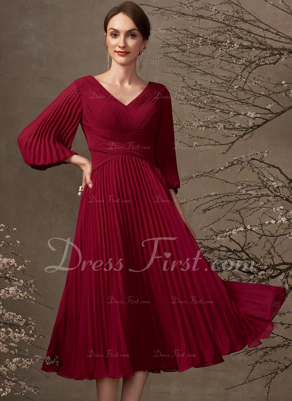 Wadenlang brautmutter kleider für Brautmutterkleider Hochzeit