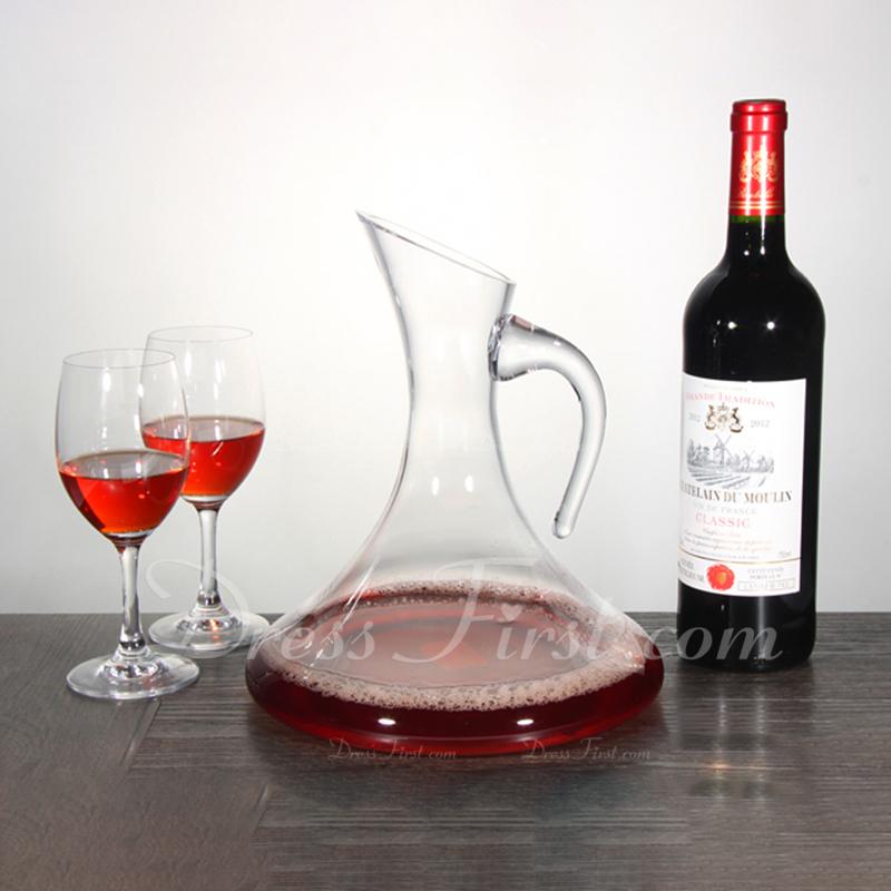 08eb774db Padrinos De Boda Regalos - Moderno Vidrio Decantador de vino ...
