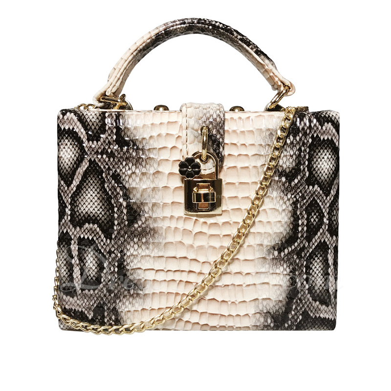 Elegant/Gorgeous/Charming PU Top Handle Bags/Evening Bags