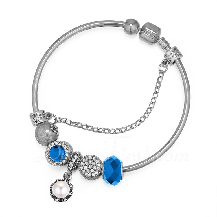 51276bb2963a Precioso Aleación Diamantes de imitación Resina La perla de faux con ...