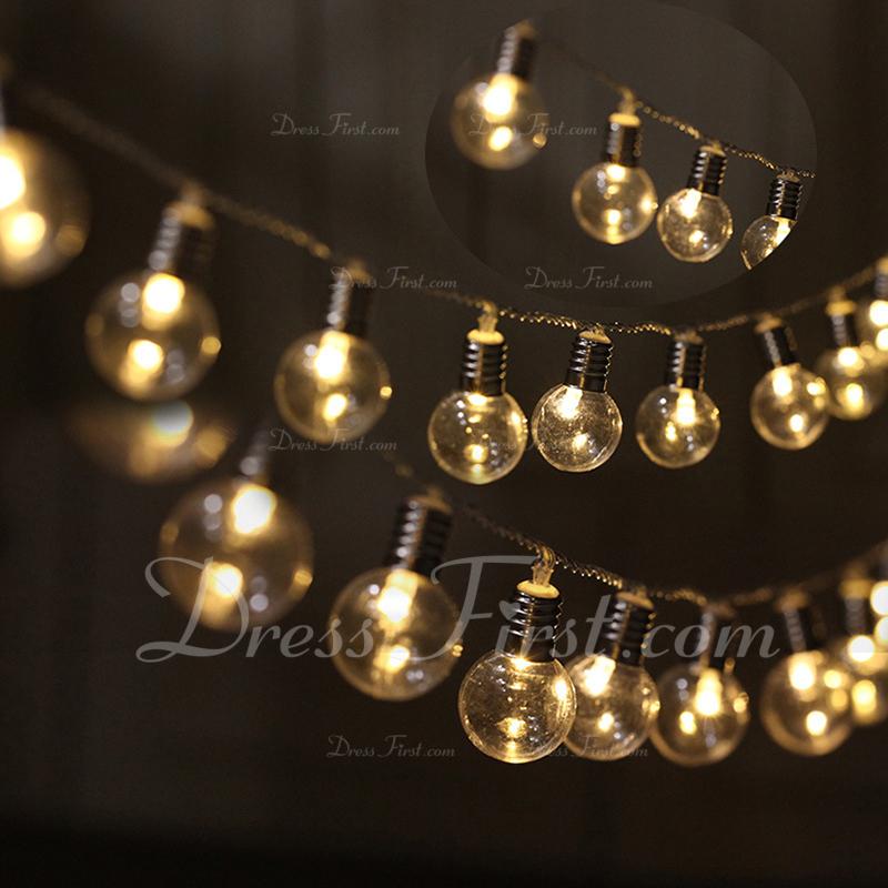 美しい かわいい プラスチック LEDライト (単一片で販売)