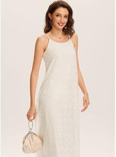 Print Shift Sleeveless Maxi Boho Casual Vacation Type Dresses