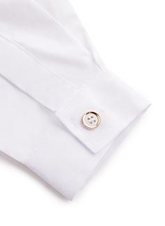 Jungs Solide Anzüge für Ringträger mit Hemd
