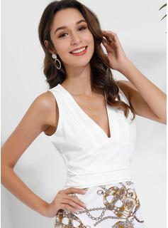 Floral Print Bodycon Sleeveless Midi Party Dresses