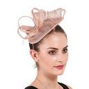 Señoras' Simple/Llamativo Batista con Pluma Tocados/Derby Kentucky Sombreros