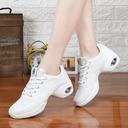 Femmes Tissu Tennis Modern Style Jazz Baskets Chaussures de danse