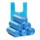 Jednorázový umělá hmota Pytel Na Odpadky (Sada 5ks)