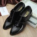 Men's Leatherette Monk-straps Casual Dress Shoes Men's Oxfords