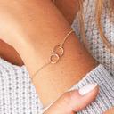 Antioxidante Cadena de enlace Bracelets De Chaîne -