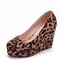 Women's Suede Wedge Heel Sandals Wedges shoes