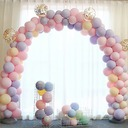 Enkel Fargerik emulsjon Ballong (sett av 20)