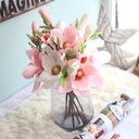 """Enkel/Klassisk stil """"Vakker blomst"""" Silke blomst Kunstige Blomster (sett av 4)"""
