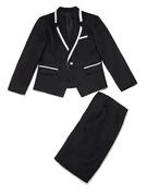 Ragazzi 2 Pezzi Elegante Abiti per Paggetti /Page Boy Suits con Giacca Pantaloni