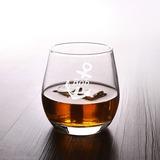 Bruidegom Cadeaus - Persoonlijke Klassiek Elegant Glas Glaswerk en Barware