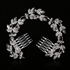Nydelig Legering med Rhinestone Damene ' Håret Smykker