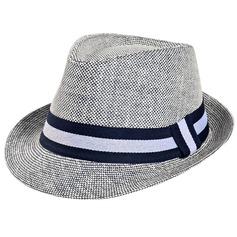 Miesten Kuumin Liinavaatteet Panamahattu/Kentucky Derbyn hatut