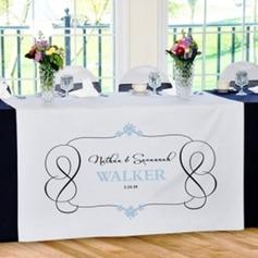 Mantel de mesa Tela de arte Personalizado (Sold in a single piece) Simple Centros de mesa
