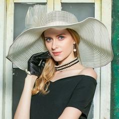 Damer' Särskilda Batist Diskett Hat