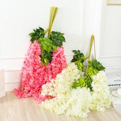 charmant fleur en soie Décoration de maison