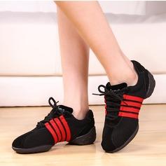 De mujer Tela Zapatillas Entrenamiento Zapatos de danza
