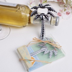 Non-Personalized Palm Tree Design Alloy Bottle Openers (052124510)