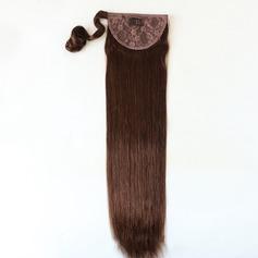 4A Virgin / remy Rakt människohår Tape i hårförlängningar (Säljs i ett enda stycke) 100g