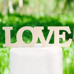 "PVC ""LOVE"" Wedding Decorations"
