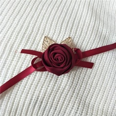 Satin Armbandblume (Sold in a single piece) - (123185656)