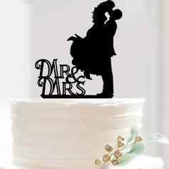 Acrílico Decoración de tortas
