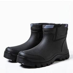 Maschile Gomma Stivali da pioggia Casuale Stivali da uomo